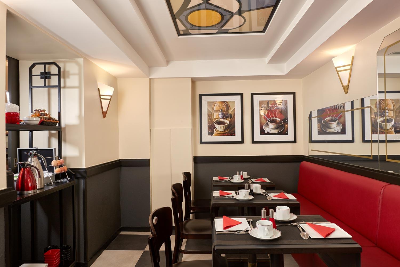 Hotel Raspail Montparnasse