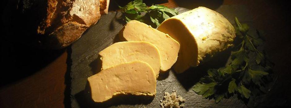 foie gras hotel raspail