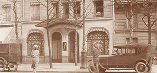 Histoire Hotel Raspail Montparnasse