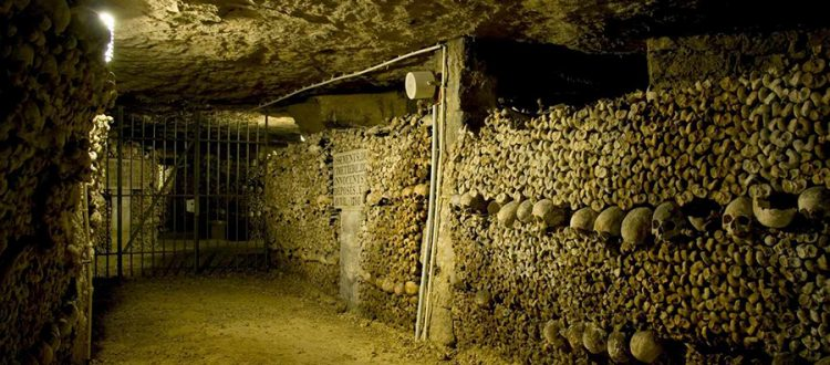 catacombe Paris