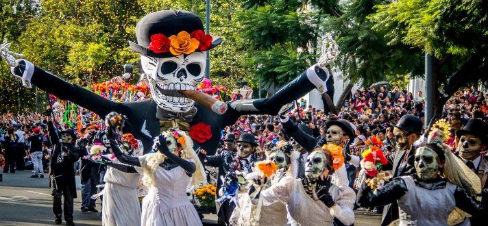 Dia de los muertos vacances de la Toussaint à Paris