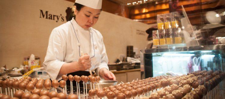 découvrir le salon du chocolat à Paris