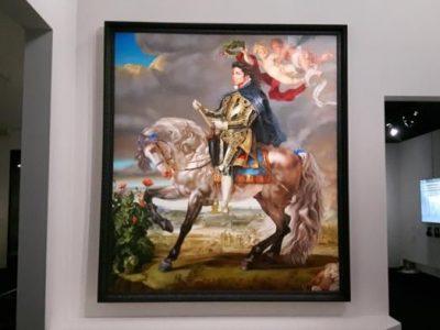 On the Wall, Michael Jackson au Grand Palais