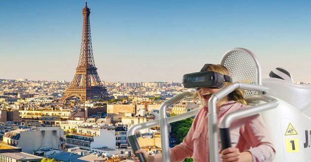 FlyView Paris visiter Paris en réalité virtuelle