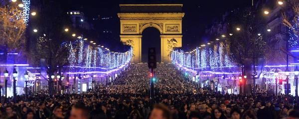 célébrer la Saint Sylvestre à Paris 1