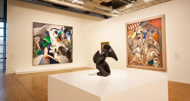expo cubisme à Paris centre pompidou