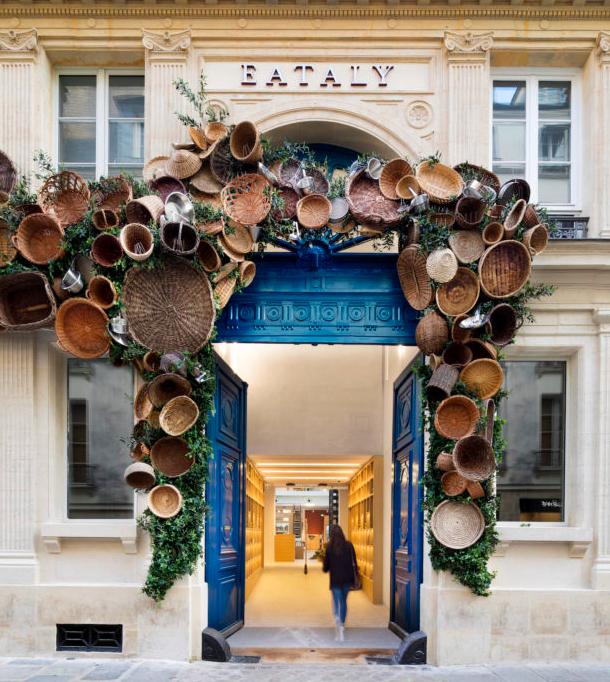 L'hôtel Raspail Montparnasse vous raconte… Eataly