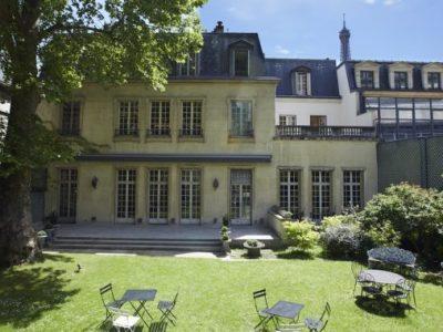 Mona Bismarck American Center Hôtel Raspail Montparnasse