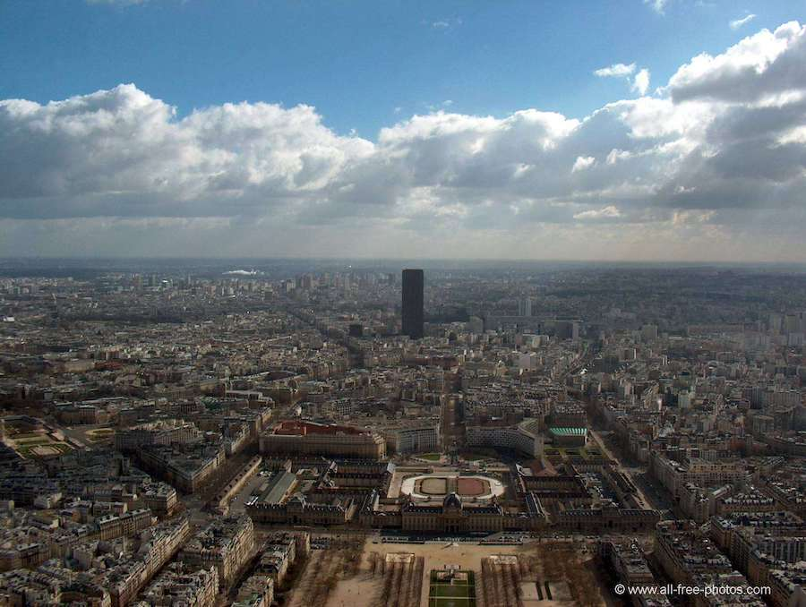 The Montparnasse artists