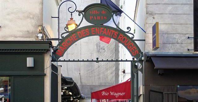 Venez découvrir le Marché des Enfants Rouges à Paris ! Raspail Montparnasse