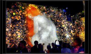 Le grand retour de Gustav Klimt à l'atelier des Lumieres ! (1)