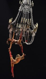 Corteo la procession féerique du cirque du Soleil à Paris