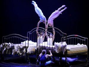 Corteo, la procession féerique du cirque du Soleil à Paris