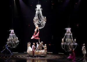 Corteo - cirque du Soleil - hôtel raspail montparnasse