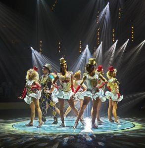 Venez relever le défi au cirque d'Hiver Bouglione