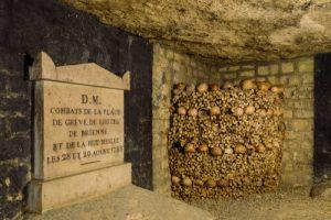 Catacombes - hôtel proche Montparnasse